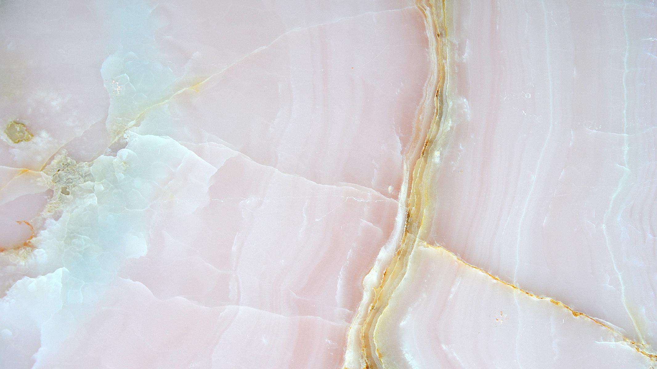 Onyx pink onyx detail